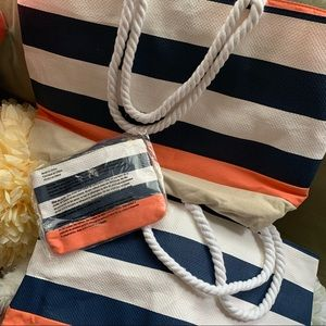Two DSW Beach Bags